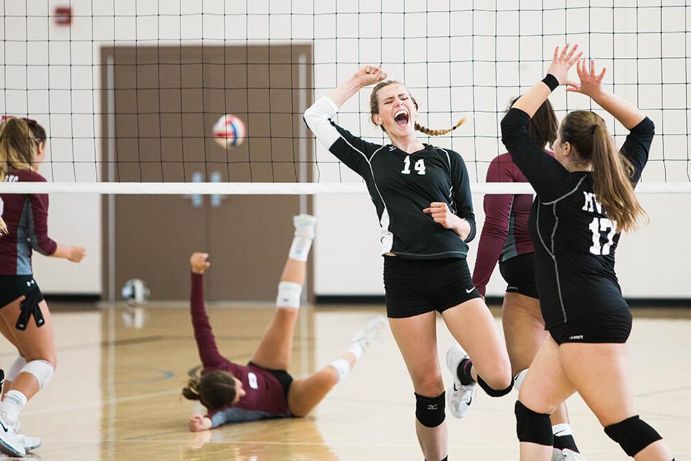 ¿Cuáles son las principales lesiones en voleibol?